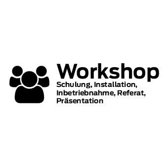 3D Drucker Schulung Workshop Präsentation
