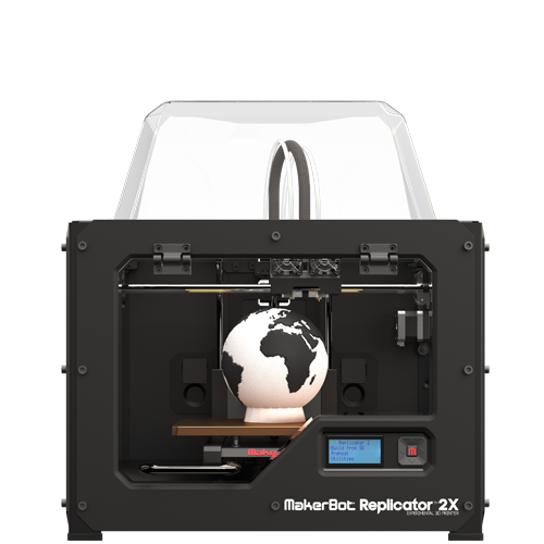 3d drucker makerbot replicator 2x
