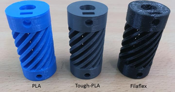 Replicator+ Filaments