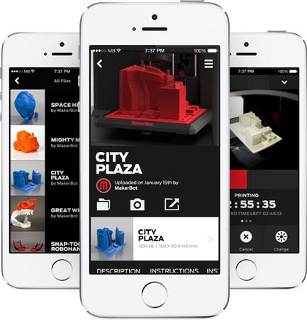 MakerBot Mobile