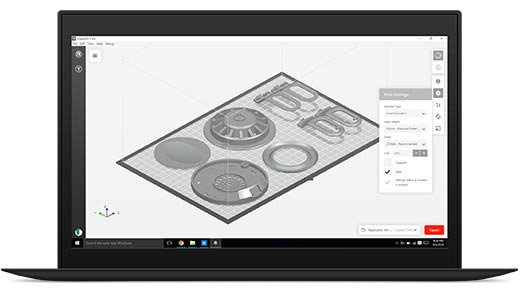 MakerBot Print App
