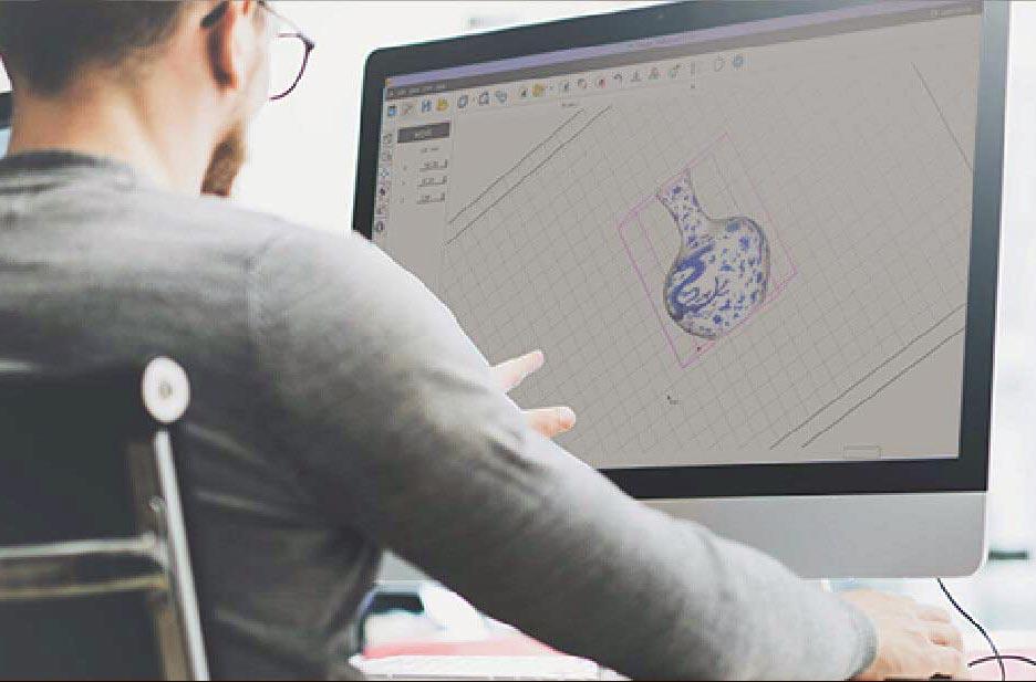 farb 3d drucker xyzprinting software
