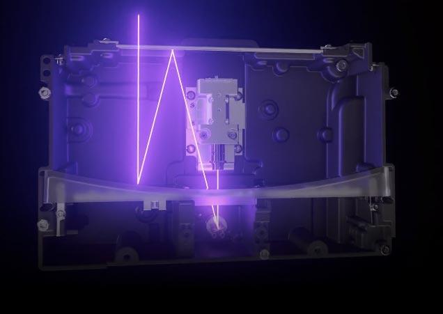 Formlabs Form 3 Licht Prozess Einheit