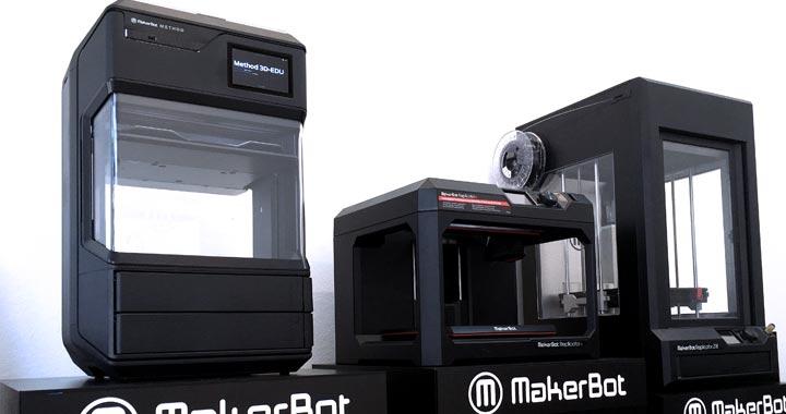 MakerBot Method Musterdruck
