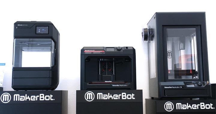 MakerBot Method Sample Print