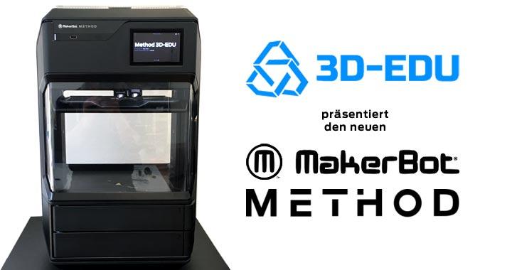 MakerBot Method Schweiz Suisse