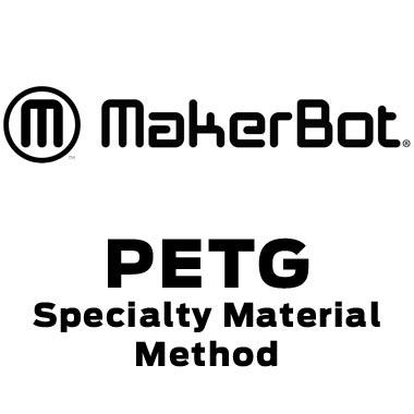 MakerBot PETG Filamente