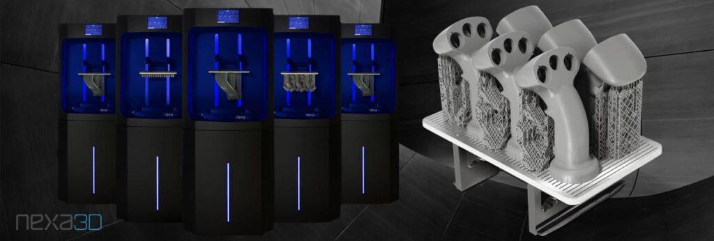 3D Drucker von Nexa3D, Sinterit, Formlabs, MakerBot und XYZprinting. 3D Drucker Lösungen für Bildungsinstitutionen und Firmen.