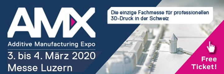 AMX Messe 2020 Free Ticket