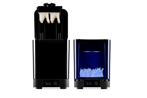 Nachbearbeitung Dental 3D-Druck