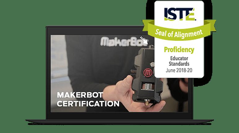 3D-Drucker Paket mit Unterrichtsmaterial