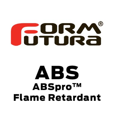 Formfutura ABSpro Filament Flame Retardant