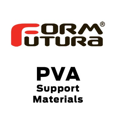 Formfutura PVA Support Filaments / Materials