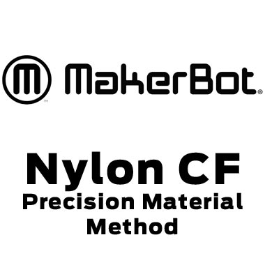 MakerBot Nylon Carbon Fiber Filament