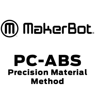 MakerBot PC-ABS Specialty Material