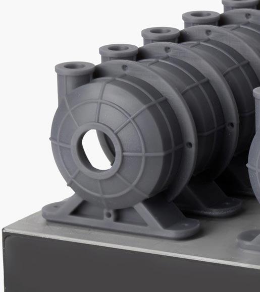 Tough 2000 Kunstharz Formlabs