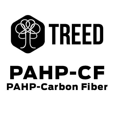 Treed PAHP CF Carbon Fiber Filament