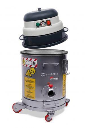Sinterit SLS Staubsauger zur Pulveraufbereitung