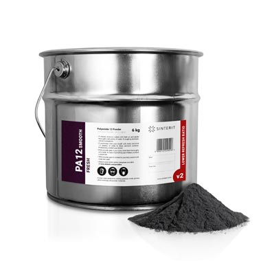 Sinterit PA12 Smooth Fresh Powder 6kg
