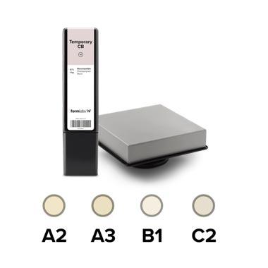 Formlabs Temprary CB Resin Starter Pack