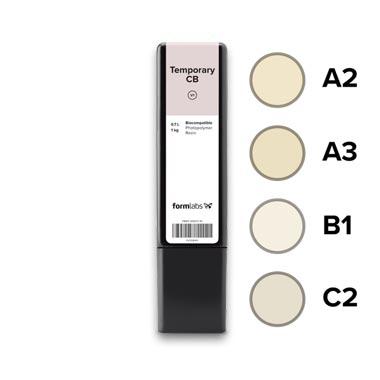Formlabs Temporary CB Resin