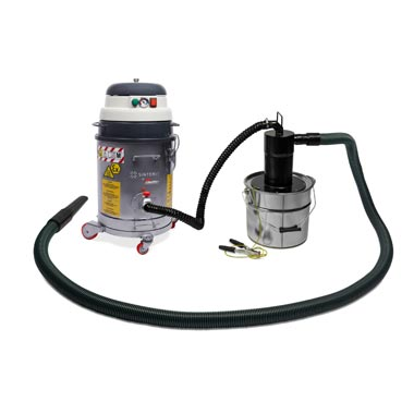 SLS Cyclon Separator Vacuum Cleaner ATEX