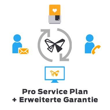 Formlabs Pro Service Plan Erweiterte Garantie Schweiz
