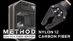 MakerBot PA 12 Carbon Fiber 3D-Drucker