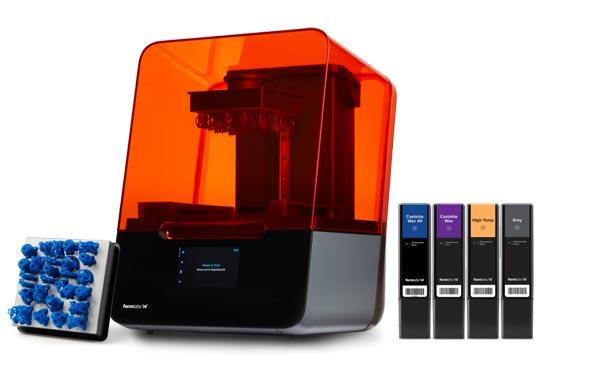 3D-Drucker für die Schmuckherstellung