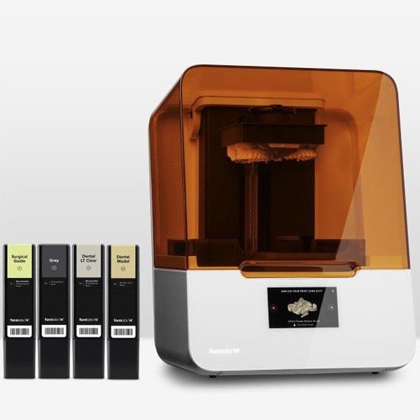 Formlabs Form 3B Dental 3D-Drucker