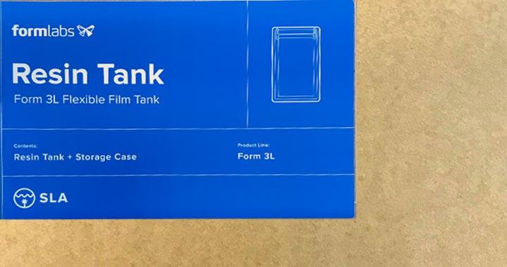 Formlabs Form 3L Tank lieferbar