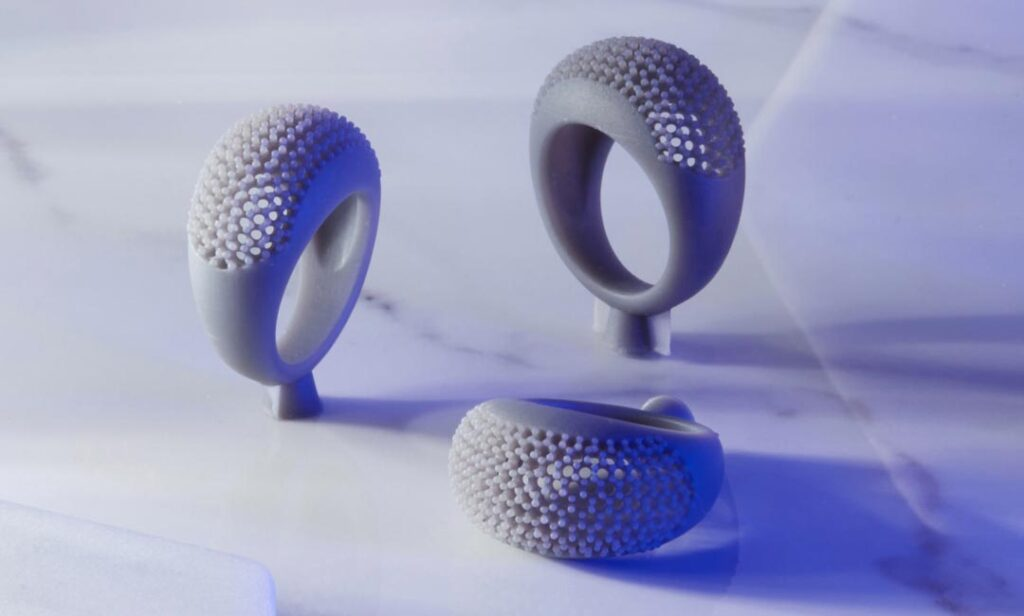 Formlabs Grey Resin for Jewelry