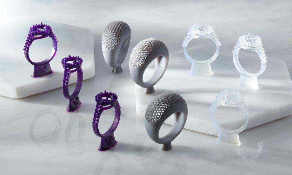 Prototyp Urform und Gussform aus dem 3D-Drucker