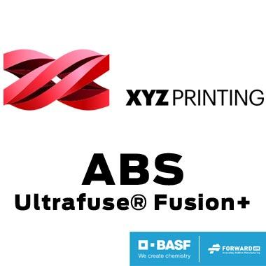 XYZprinting BASF Ultrafuse ABS Fusion+ Filament
