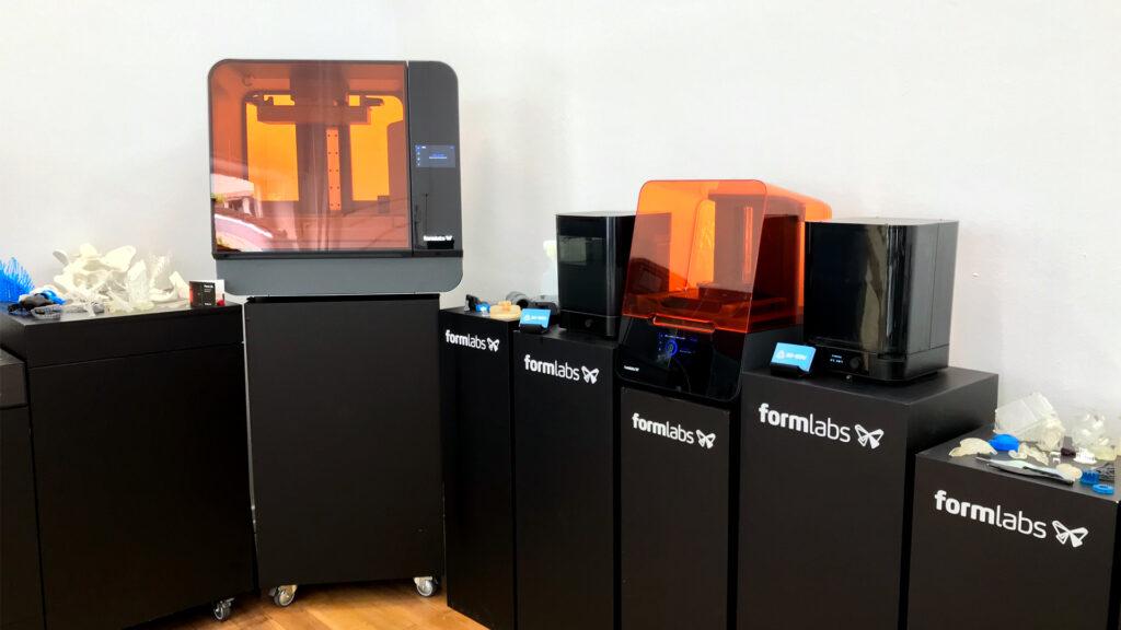 Formlabs Showroom 3D-EDU GmbH