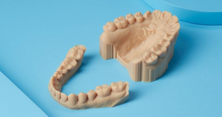 Dental-Software für 3D-Druck