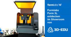 Formlabs Form 3L Showroom Schweiz