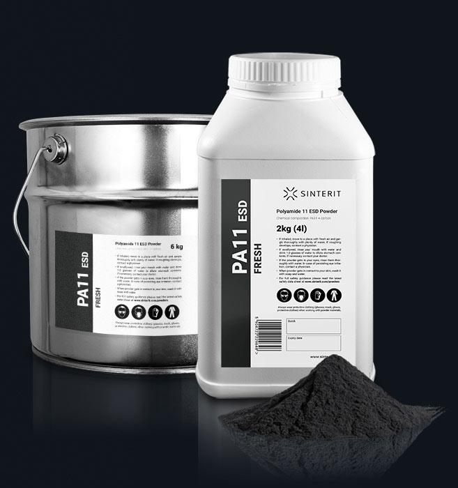 PA 11 ESD SLS Powder