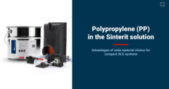 Sinterit PP SLS Powder Launch
