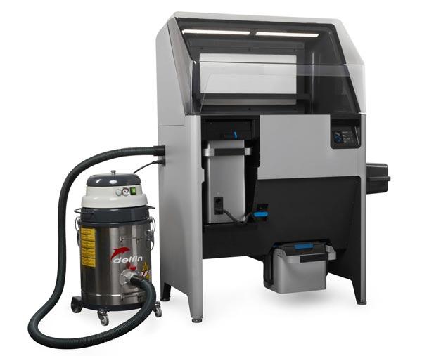 SLS Desktop 3D-Printer